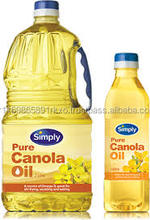 100% Refined Canola Oil At Affordable Price