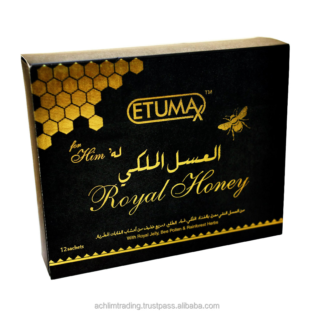 Etumax Royal Honey For Him Made in Malaysia