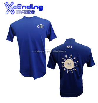 Cotton Embroidered Mens T Shirt Singapore