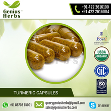 2016 Most Demanded Premium Quality Turmeric Capsules for Bulk Purchase