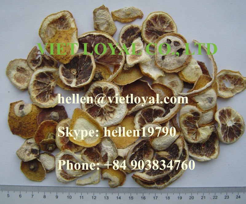 hot sale high quality dry lemon exporter