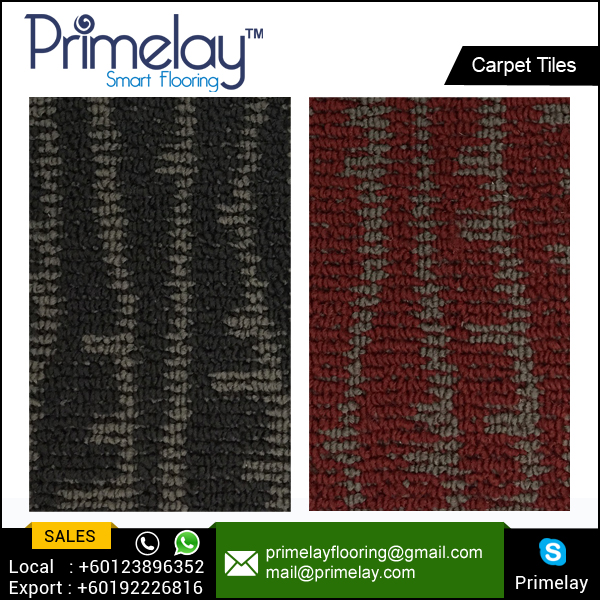 High Quality Office Carpet Tile Supplier in Malaysia