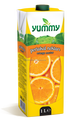 Orange Nectar Juice 1 lt.