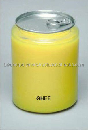 Ghee packing cans