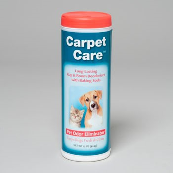 CARPET CARE RUG & ROOM DEODORIZER PET ODOR ELIMINATOR #0019