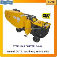 STEEL BAR CUTTER MODEL :GQ40