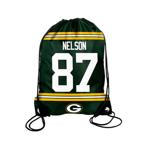 Custom Name And Number Drawstring backpack