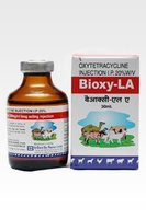 Oxytetracycline Injection ---------> BIOXY - LA