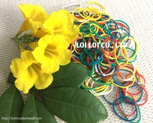 Free shipping by Vietnam post - 2017 Hot Crazy Loom Kits Rubber Bands Bracelet Children Toy Gift - Mixed small rubber band