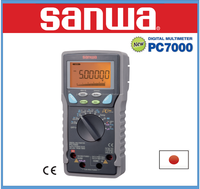 Durable digital Sanwa multimeter at reasonable prices made in Japan