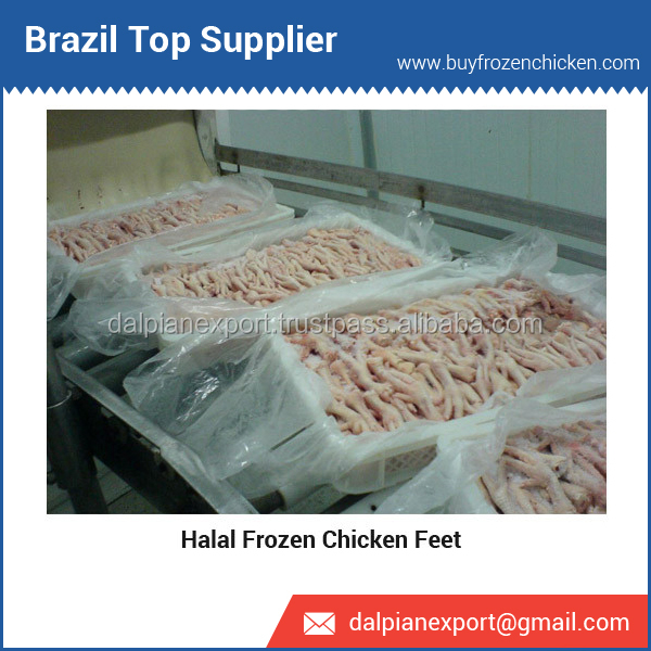 Super Grade Frozen Chicken Feet Available from Certified Company