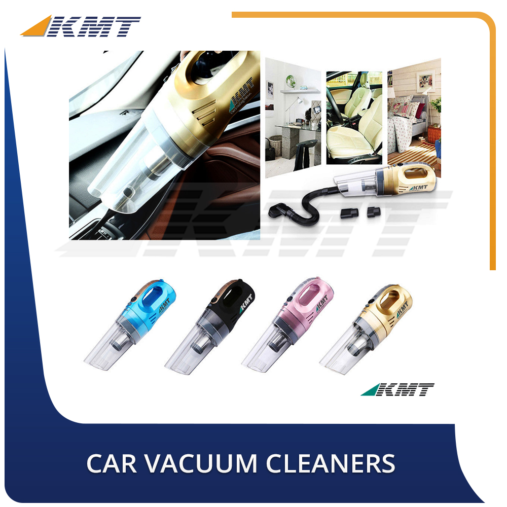 New Design Car Vacuum Cleaner