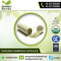 Garcinia Cambogia Extract Capsules Used for Weight Loss