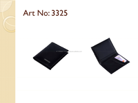 luxury Leather Business Card holder card case