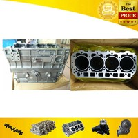China factory diesel engine parts cylinder block 4TNV98