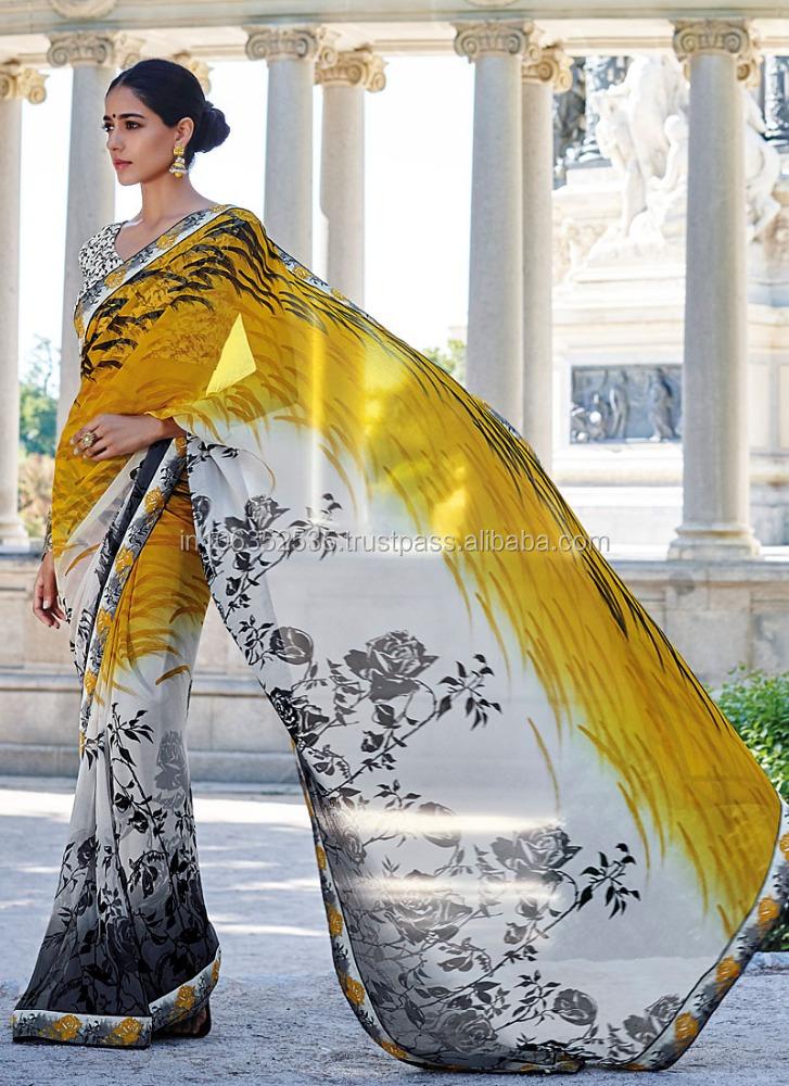 Low Price Printed Sarees For All