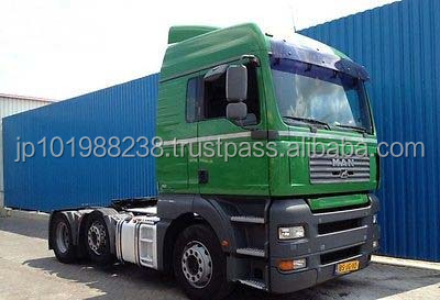 USED TRUCKS - MAN TGA 26.350 6X2 TRACTOR UNIT (LHD 7331)