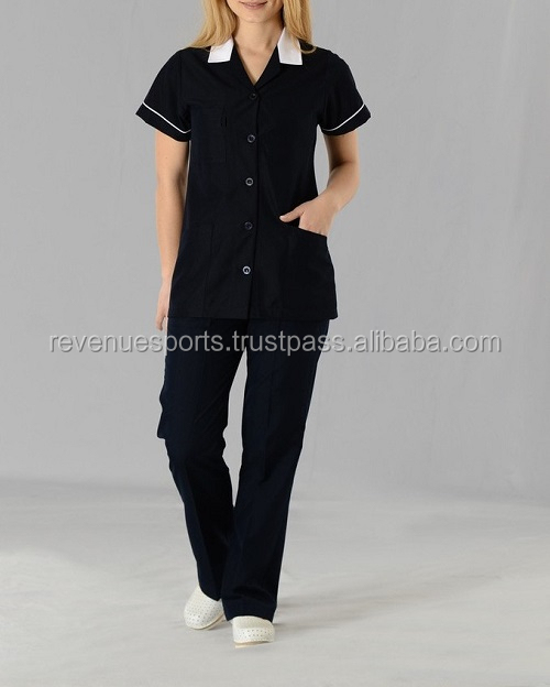 Newest design medical scrubs
