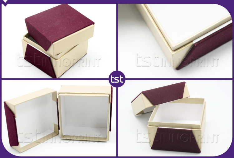 Top Quality Printing Rigid Square Paper Box