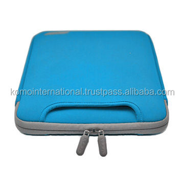 "15.6"" neoprene laptop sleeve, customized size and logo, suitable for promotional gifts"