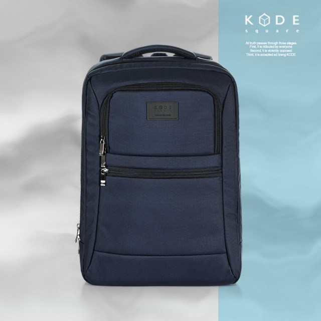[KODE SQUARE] 15.6 inch business laptop bags travel backpacks (KCWM-BP-002-NY)