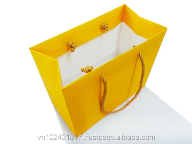 PAPER BAG FOR PROMOTION GIFT MADE IN VIET NAM