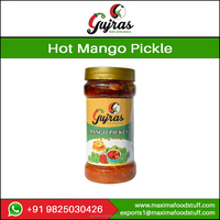 Spicy Mango Pickles