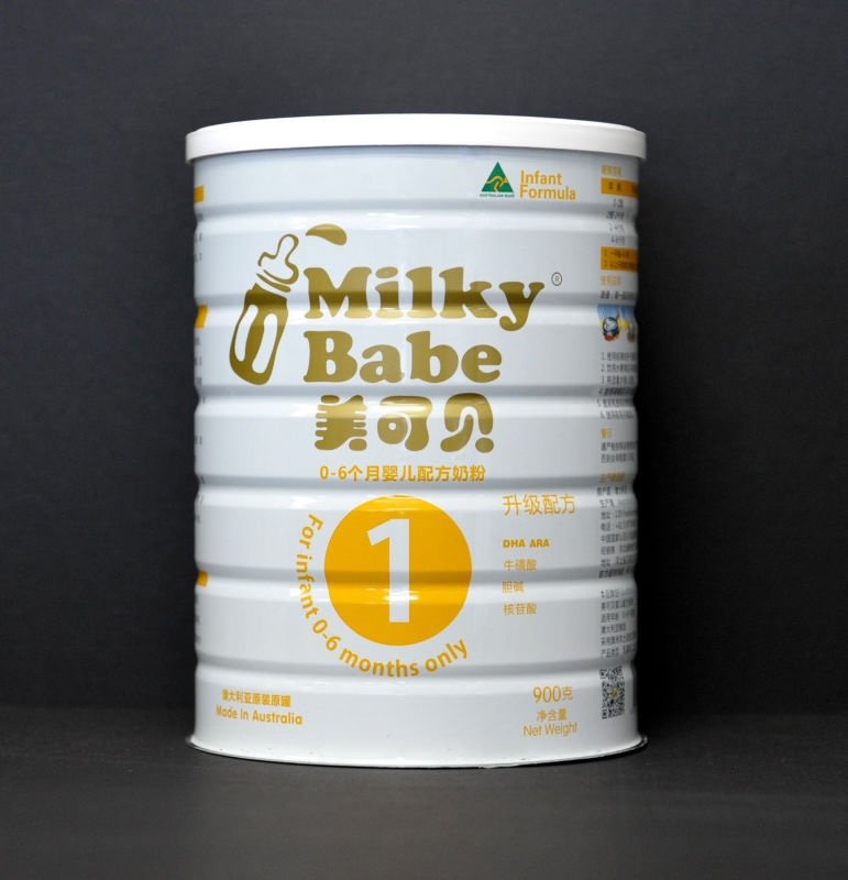 Milky Babe Infant Formula/Baby Milk Powder