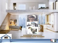 BG VRchitect - Next Generation of Architectural Visualization by Virtual Reality