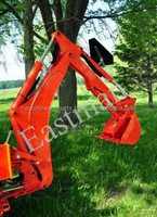 Kubota Tractor Backhoe Attachment in India