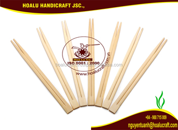Twin bamboo chopsticks with lowest prices