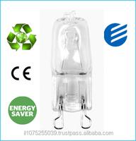 Halogen Glass Lamp G9 230V CL 40W