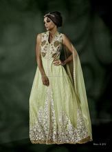 Salwar Kameez Embroidery and hand embroidery on yoke n ghera, laces on collar, Front opening ghera & dupatta