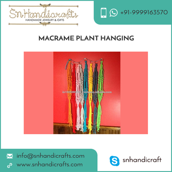 Macrame Plant Hangers for Attractive and Cheap Price