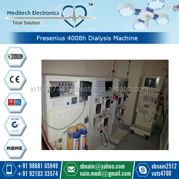 Fresenius 4008h Dialysis Machine at Best Price