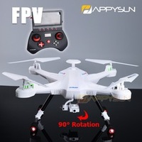 Better Than X6 Quadcopter! 0.3MP Camera Drone XINXUN X40 4-CH 6-Axis Gyro RC Helicopter Flying