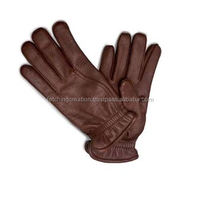 Professional genuine leather working glove