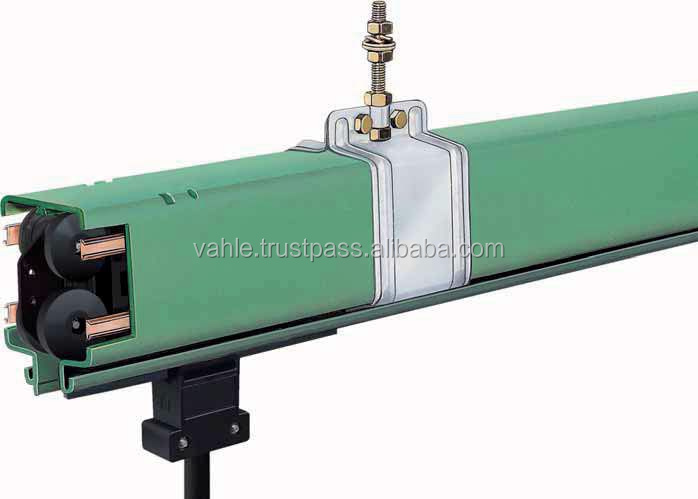 VAHLE Enclosed Conductor Systems for cranes