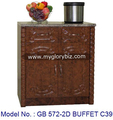 MDF Buffet Cabinet, Kitchen Cabinet Designs, Wooden Kitchen Furniture