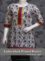 ladies cotton kurta and kurtie