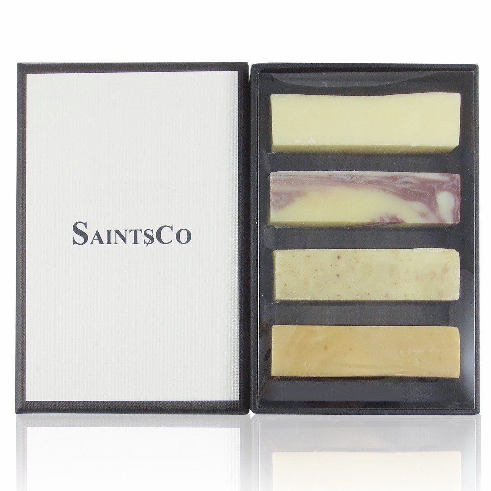 Saintsco Handmade Soap Gift Box is the perfect gift for your loved ones or any special occasion!