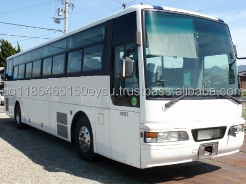 Used RHD Nisan UD Space arrow Bus 56 2005