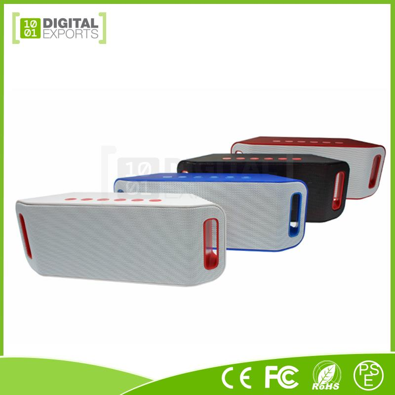 Digital Exports Custom bluetooth sport speaker/ music mini bluetooth speaker/ led speaker