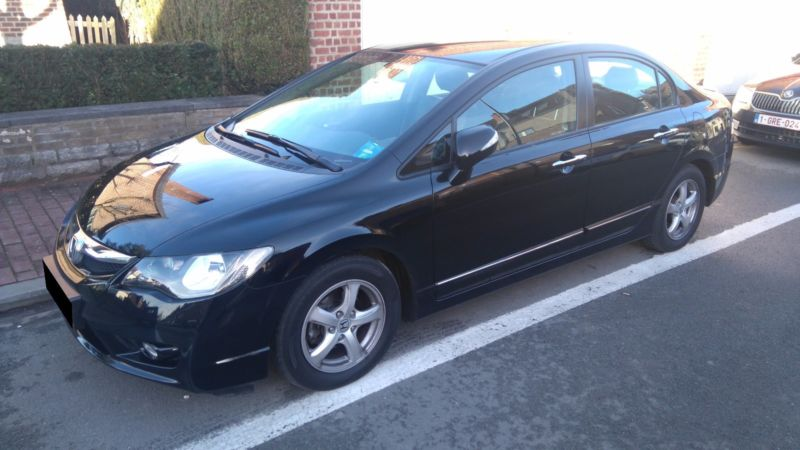 USED Honda Civic Hybrid 1.3i (LHD), 7080