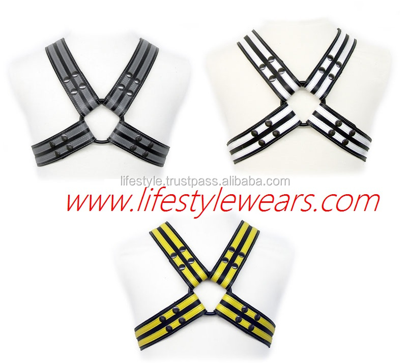 harness harness mens leather body harness