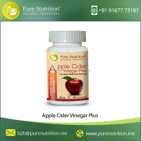 Organic Apple Cider Vinegar Plus Available at Affordable Rate
