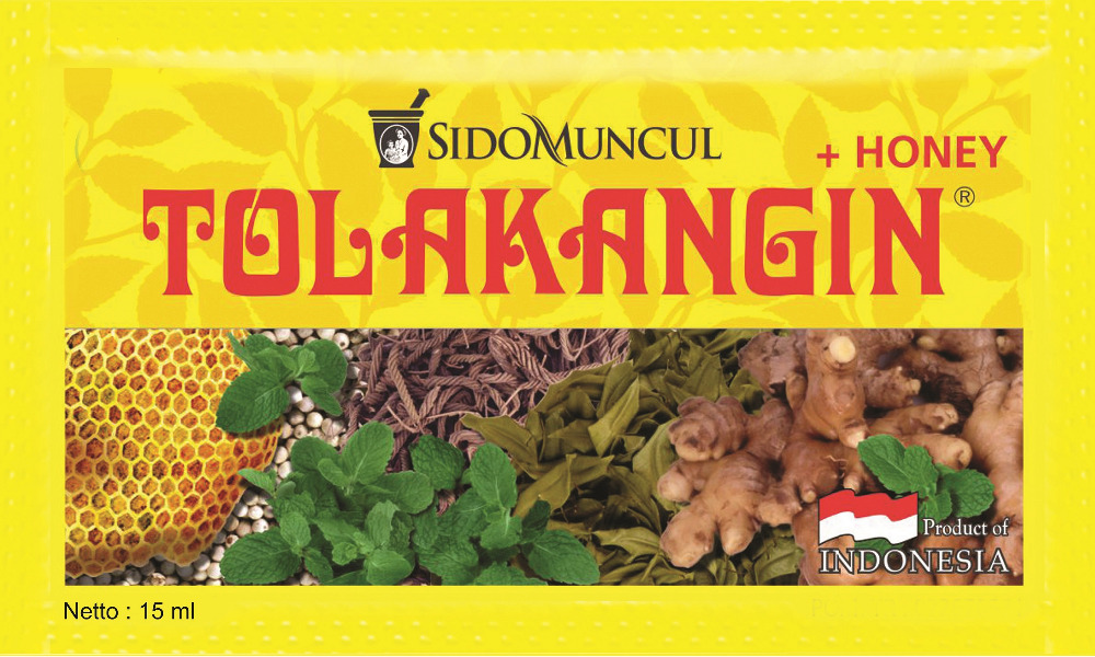 Tolak Angin SidoMuncul Liquid Herbal Dietary Supplement