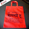 Handled Shopping Bag with Quality Non Woven Fabric