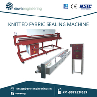 Best Quality of Electrically Operated Customized Butt Welding Machine to Joined Two Fabrics in Roll forms