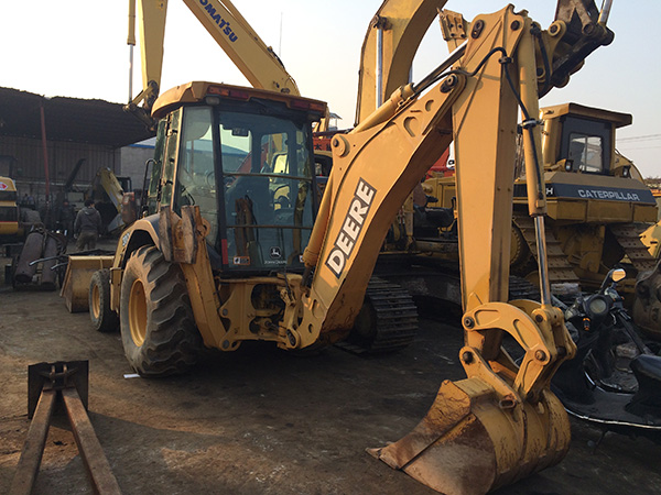 Used John Deere 310G Backhoe Loader